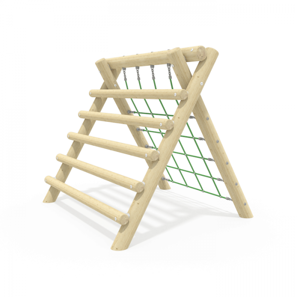 'A' Frame with Net