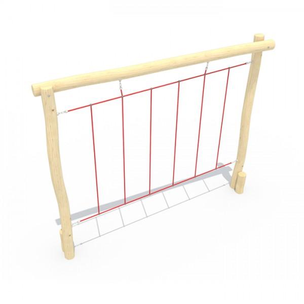 Rope Weave Crossing