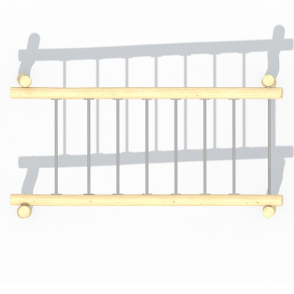 Inclined Monkey Bars