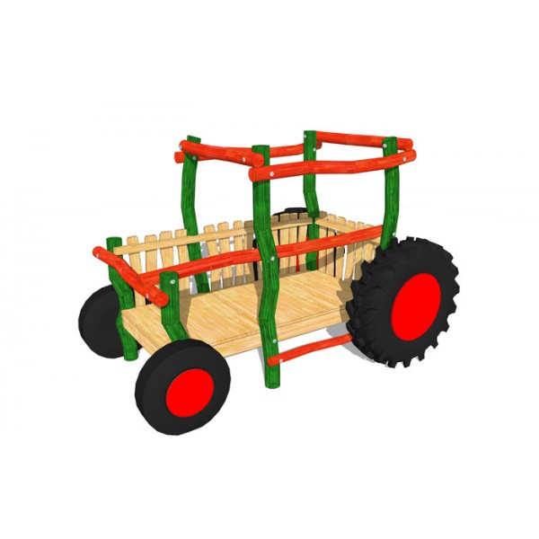 Toddler Tractor