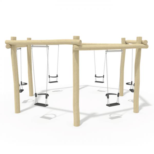 Six Seat Swing