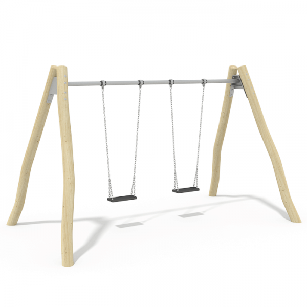 2.4m Seat Swing (Steel Top Beam)