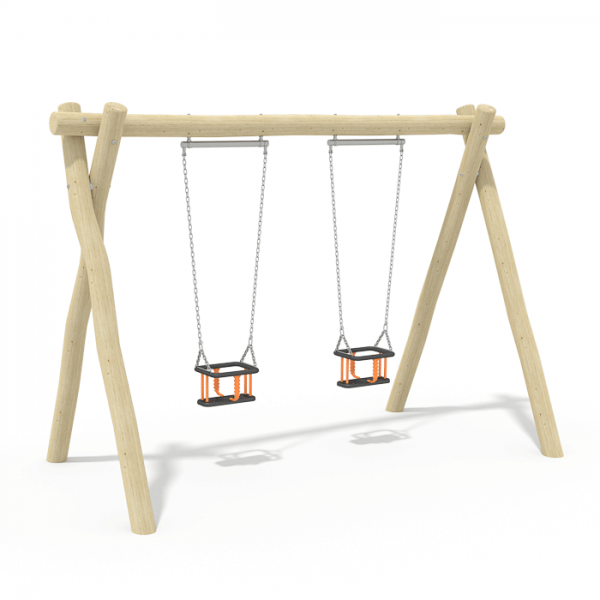 2.4m Cradle Swing