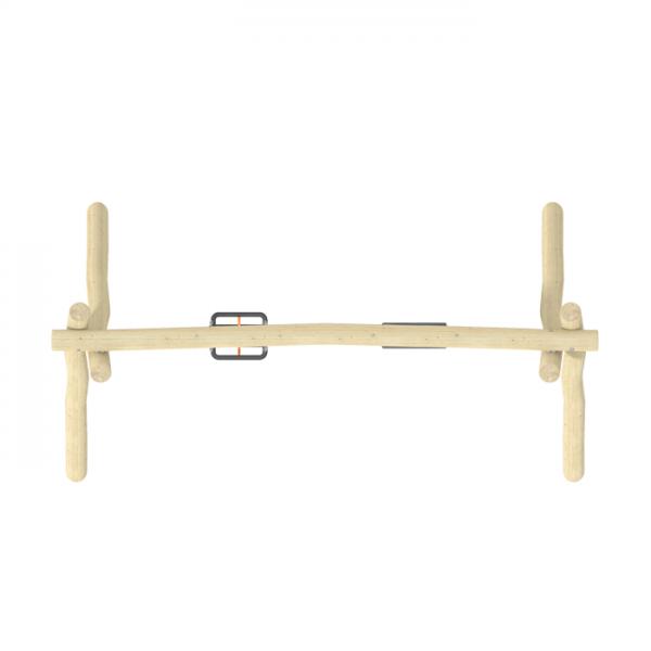 2.4m Cradle & Flat Swing