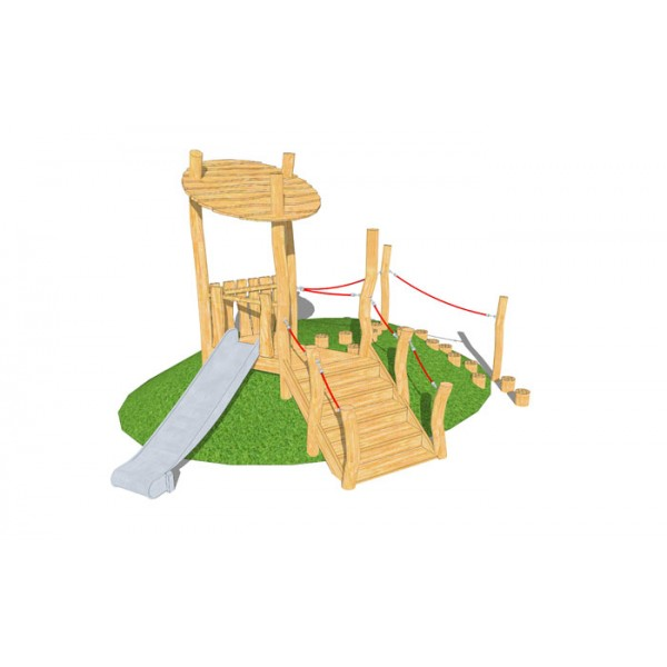 Toddler Hill Tower Unit