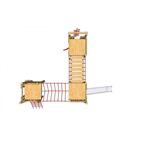 Three Tower Unit