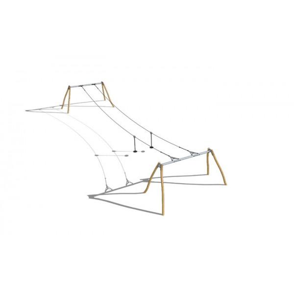 20m Double Aerial Runway