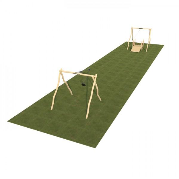 Aerial Runway & Ramp