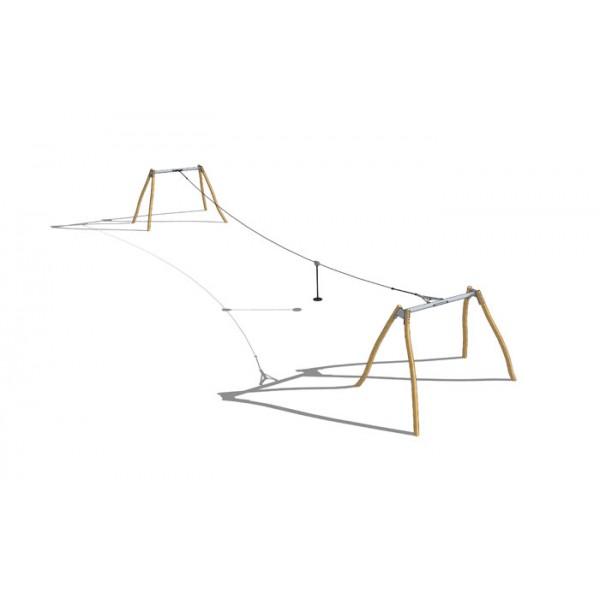 30m Aerial Runway